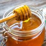 Honig & Früchte in Sirup