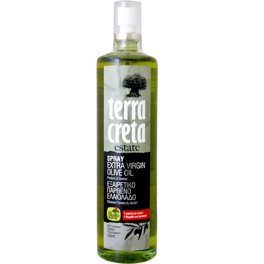 Terra Creta 250 ml Olivenöl-Spray