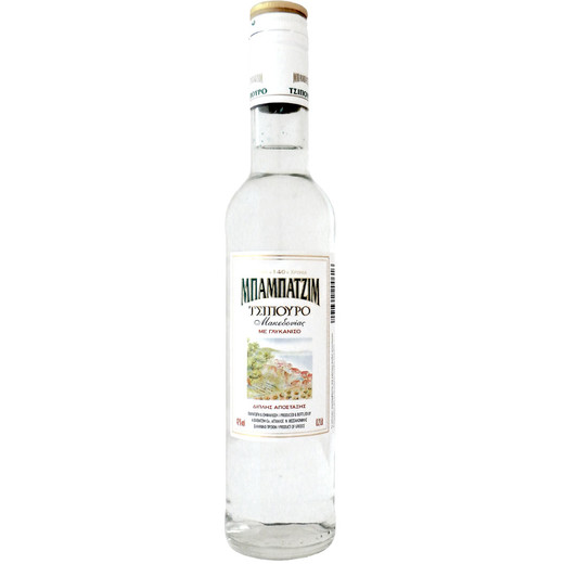 Babatzim Tsipouro mit Anis 40% 0,2 l