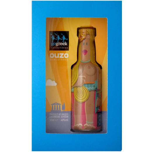gogreek Ouzo Collectibles 1er